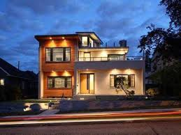 VANCOUVER MODERN HOUSE